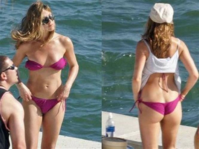 Bikini şampiyonu Jennifer